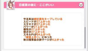 【ウマ娘】ナリタタイシンの「日経賞の後に」のイベント強すぎじゃないか!?