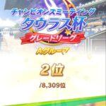 【ウマ娘】タウラス杯決勝結果キタ━━(゚∀゚)━━!! みんな勝てたのか?