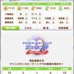 【ウマ娘】「20連勝出来た」とあるプレイヤーさんのジェミニ杯最強編成と使用デッキはこうなる!?