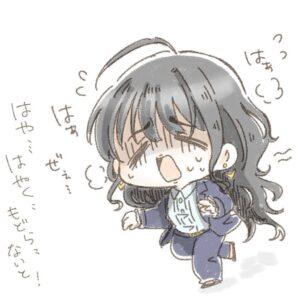 【ウマ娘】すまん、樫本理事長代理ってめちゃくちゃかわいいよな?