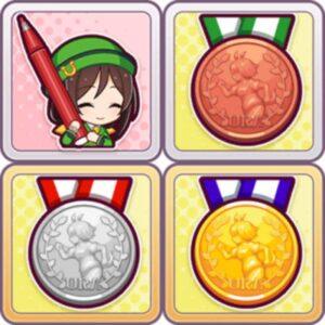 【ウマ娘】URAメダル・・?この画像は一体なんなんだ!?