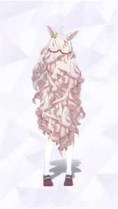 【ネタ】クリスマスはやっぱりこのサンタっぽいウマ娘の衣装が来るのかな?
